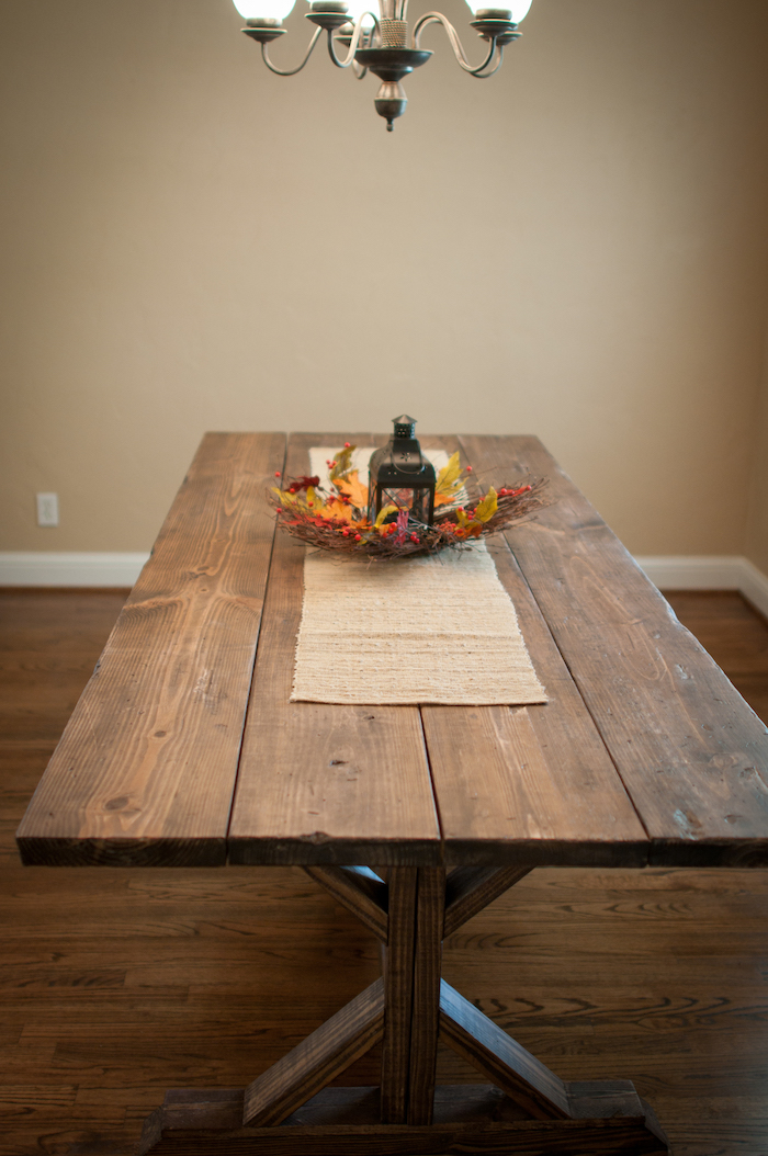 How to make a great dining table