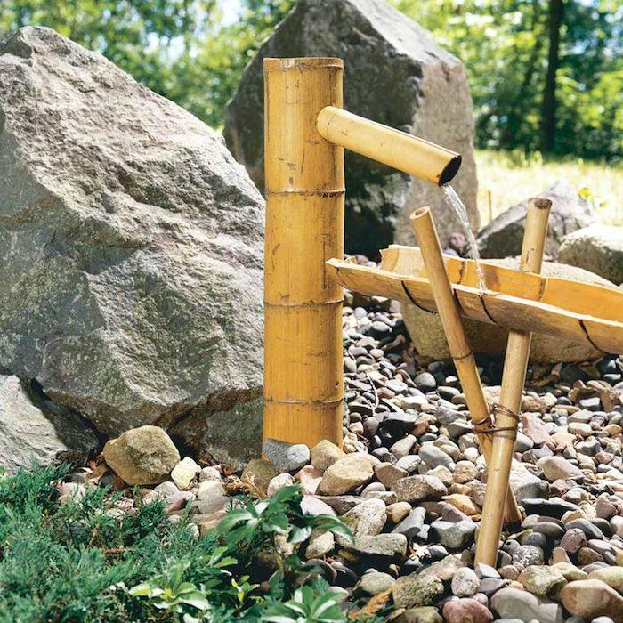 30 Привлекательных примеров использования бамбука в саду