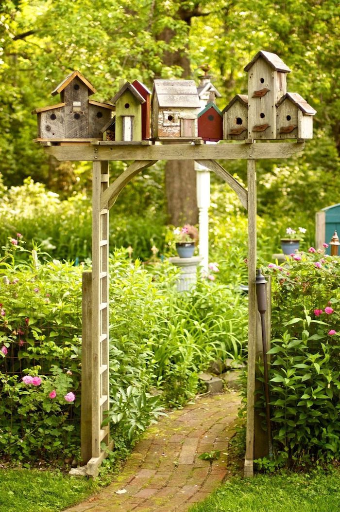 Unmatched Birdhouses