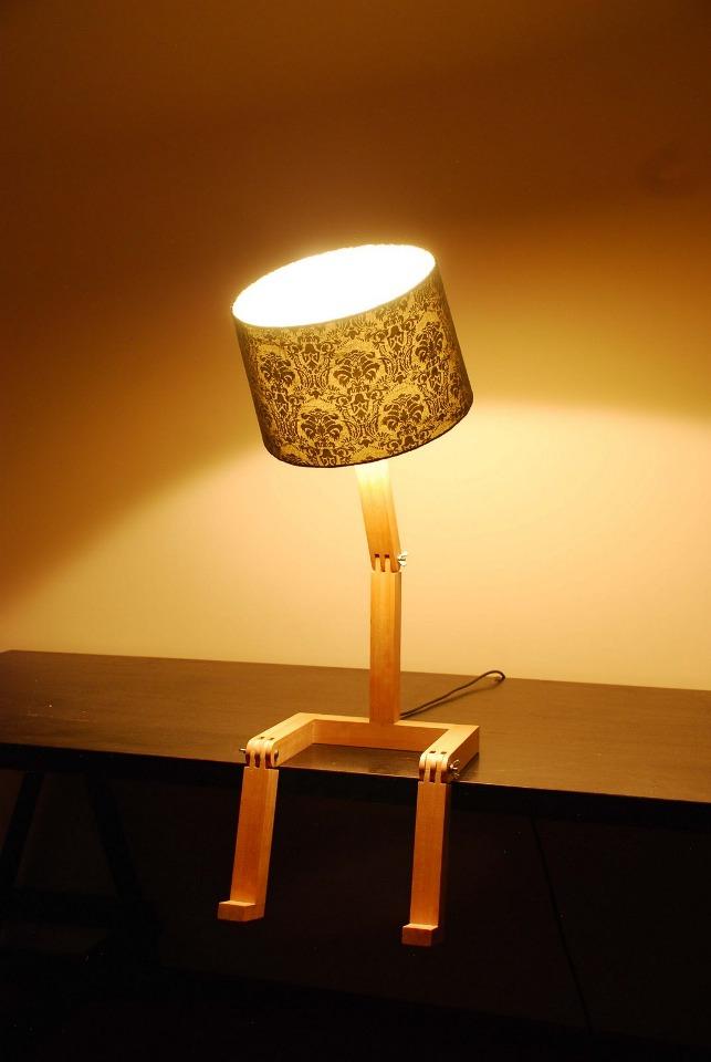 Лампа ночная своими руками 15