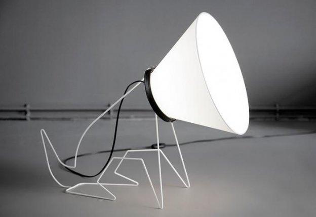 Amusing Lamp Bronco