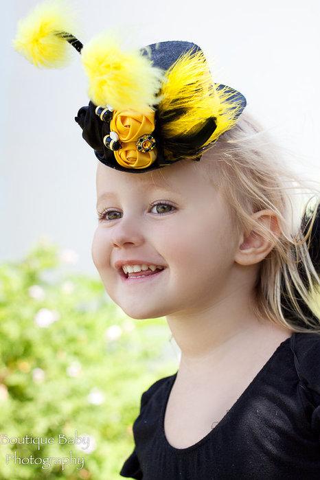 Как сделать ребенку шляпку