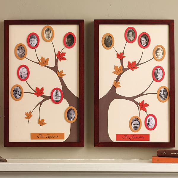 Семейное дерево своими руками фото фото 408