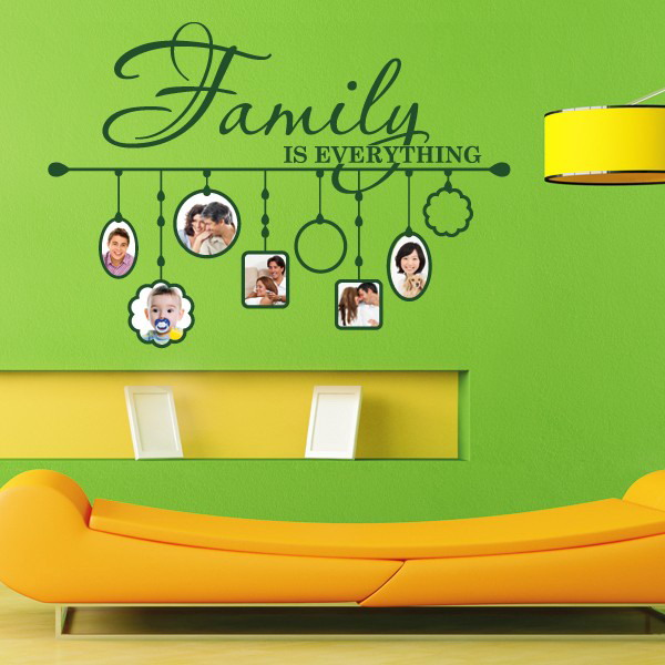 Семейное дерево в интерьере 30 идей