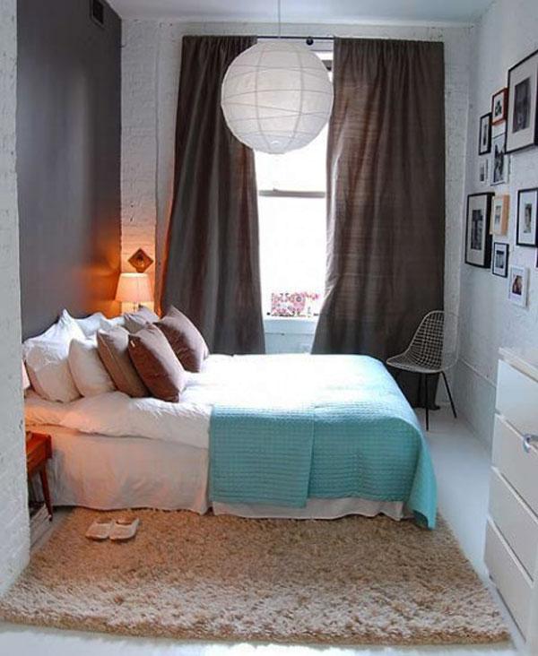 Ремонт в маленькой спальне фото