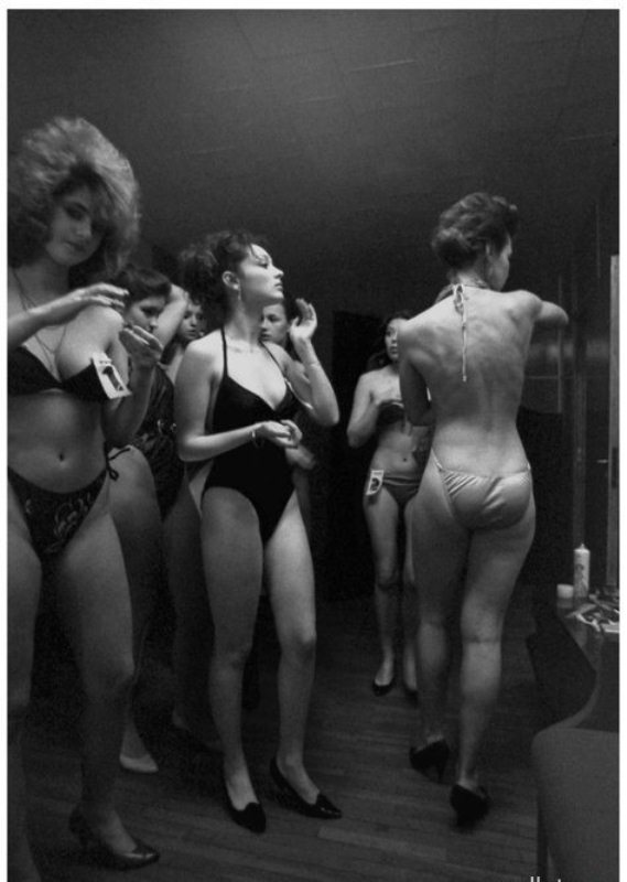 Beauty Contest in the USSR