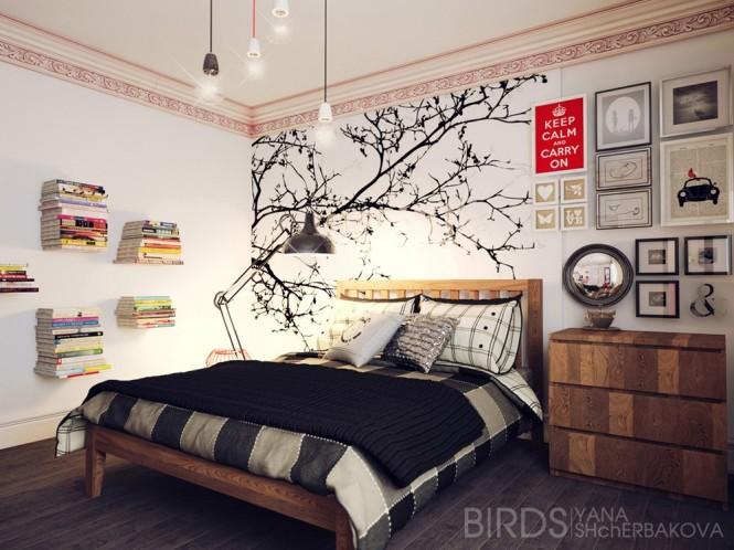 Когда дело доходит до дизайна спальни