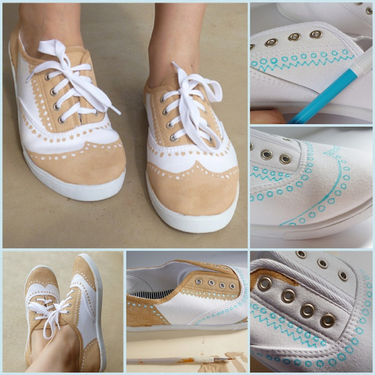 Как украсить туфли своими руками мастер класс 71