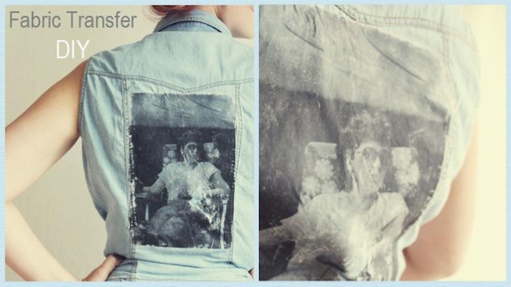 Новая жизнь старых футболок