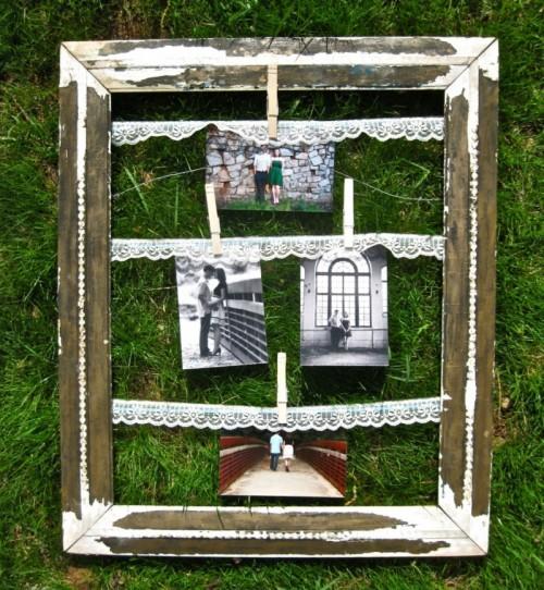 30 Идей размещения семейных фотографий