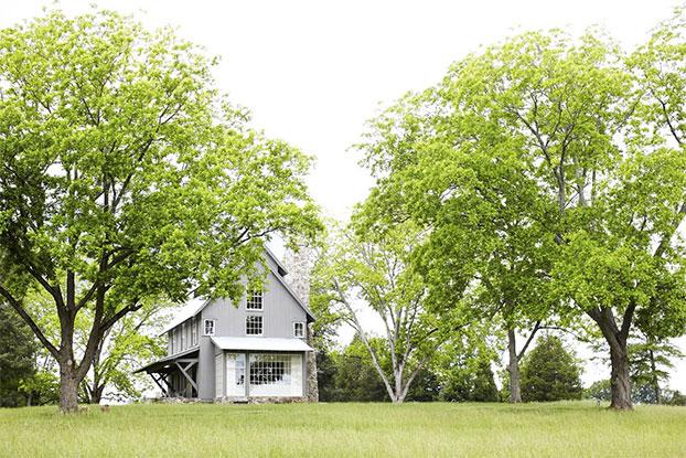 Современный сельский дом в Честере