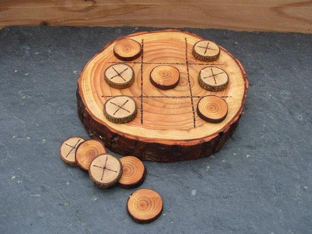необычные изделия из дерева фото