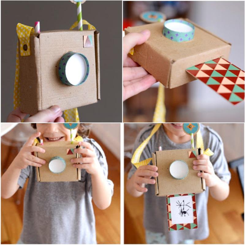 Необычные игрушки для детей