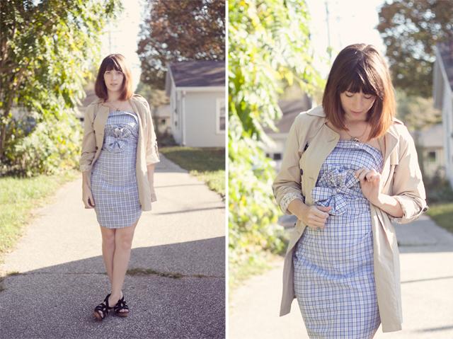 Платья из рубашек видео
