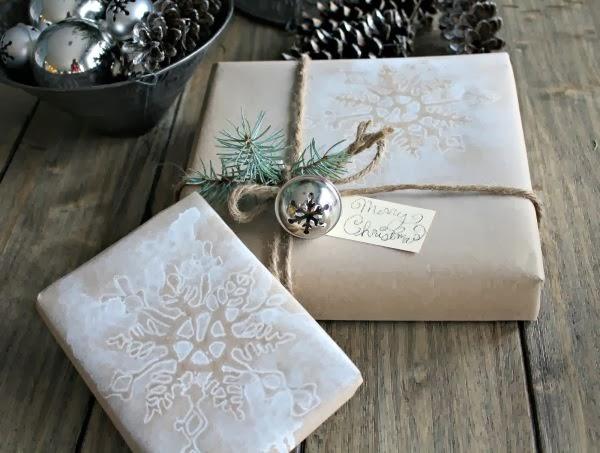 Упаковка подарков на новый год своими руками