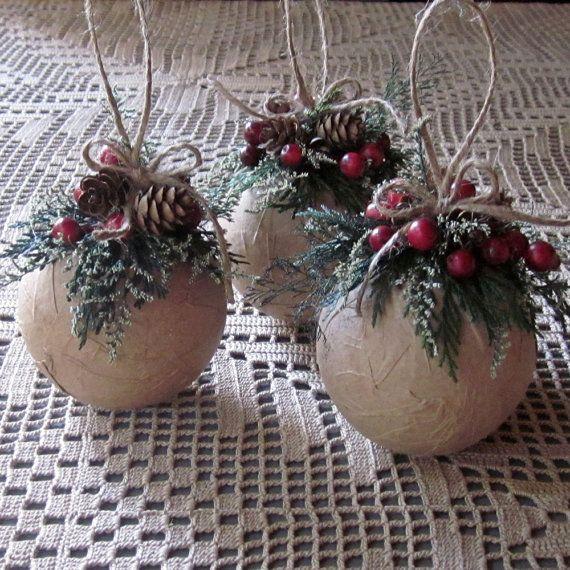 Новогодние сувениры из полимерной глины своими руками