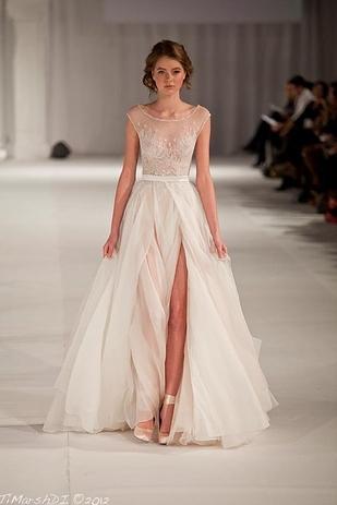 Как пошить свадебное платье самому