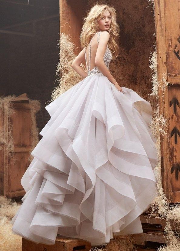 Юбка для свадебного платья сшить