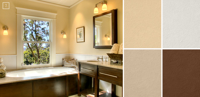 Bathroom Color Solutions