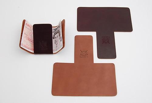 Бумажник из кожи своими руками