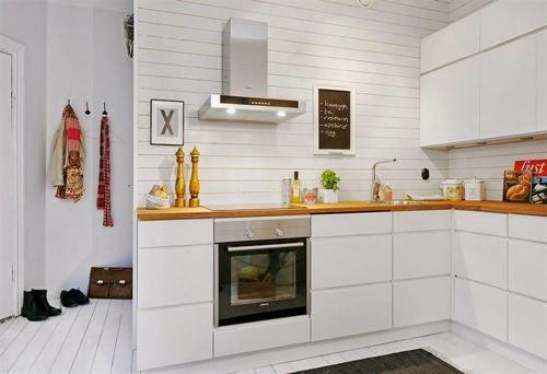компактные кухни фото