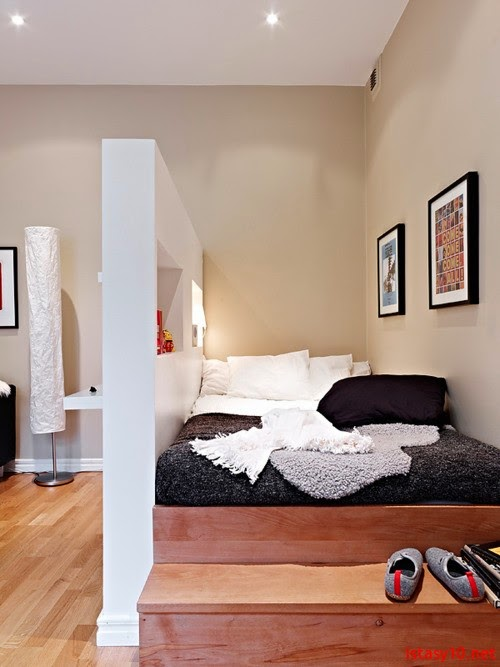 Как сделать с одной комнаты спальню и детскую фото