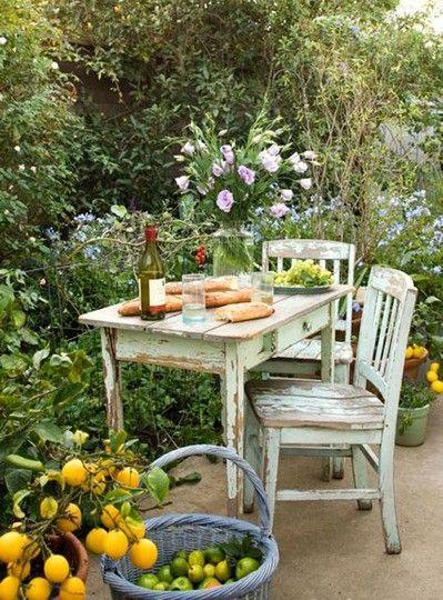 Уютное место для отдыха в саду 55 идей