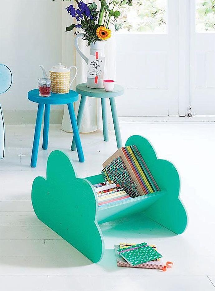 Мебель в детскую своими руками из фанеры 30