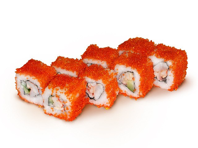 How to make California Sushi at home with your own hands. Recipes sushi