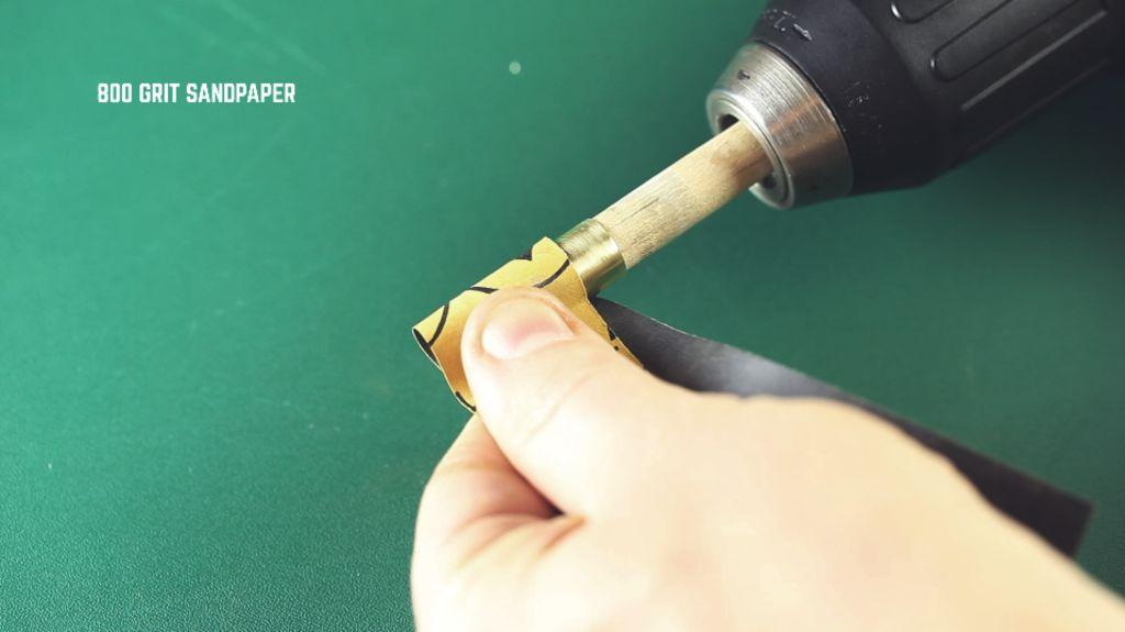 Наушники из гильз 40-го калибра. +Видео