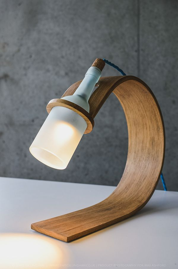 Lamps from used bottles. TOP 23