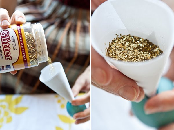 How to make egg confetti with your own hands. A charming idea for a party