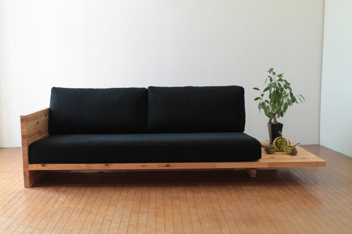 How to make a sofa from furniture panels