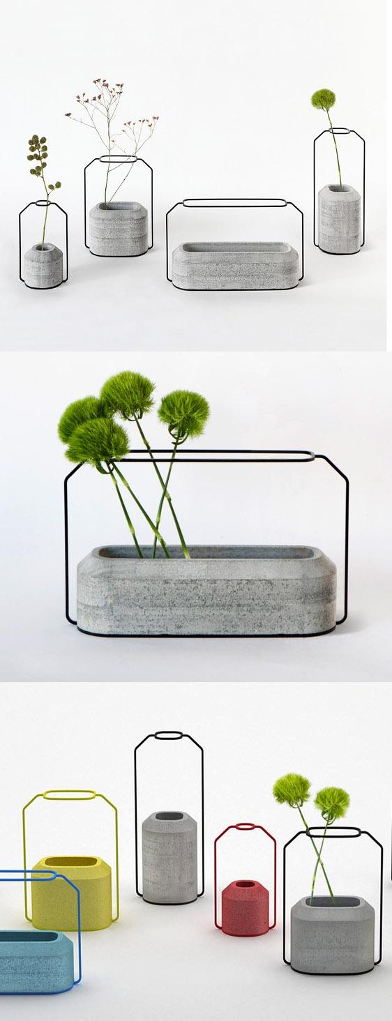 Декоративные элементы из проволоки в интерьере. ТОП 17