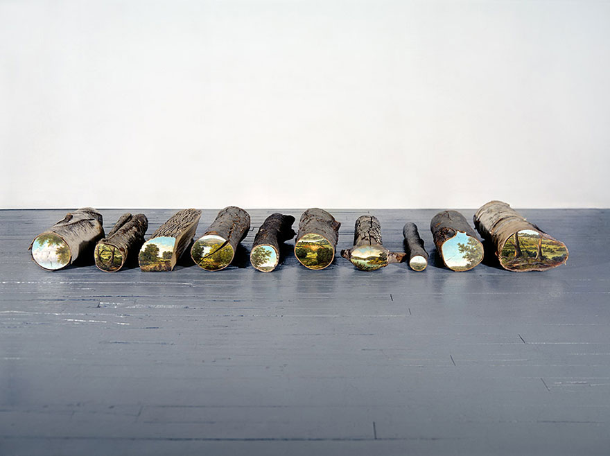 Потрясающие картины Элисон Морицугу