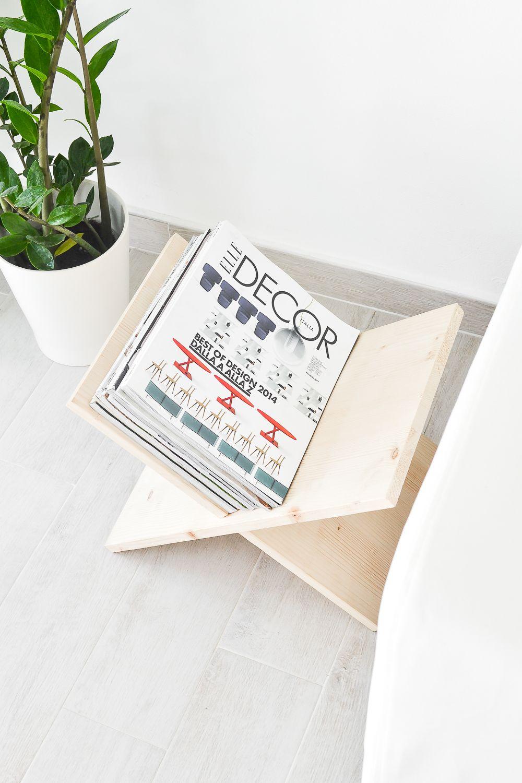 Подставки для книг и журналов своими руками