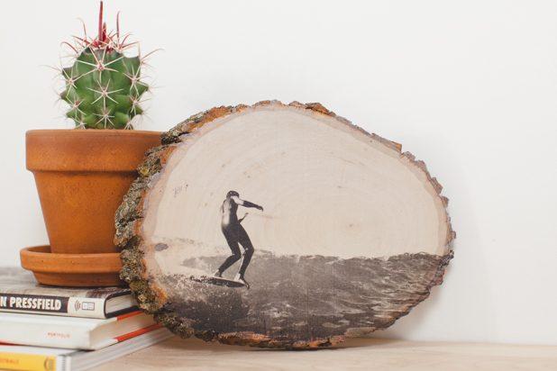 Перенести фото на дерево своими руками 27