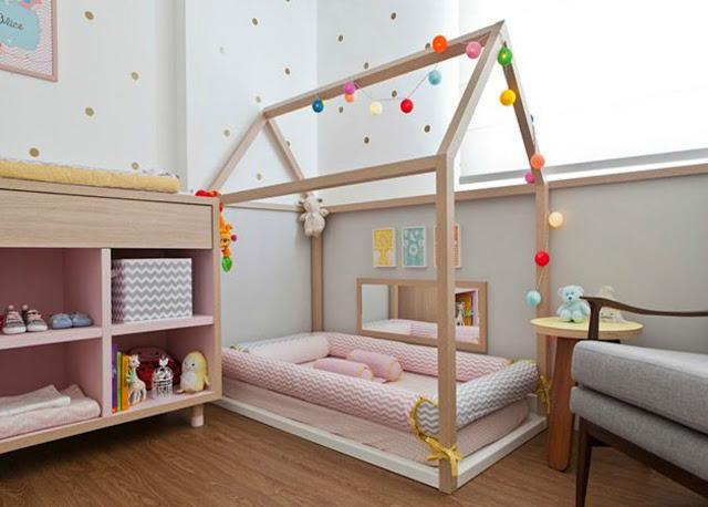 Домик кровать для ребенка