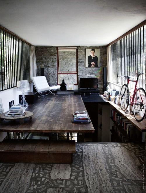 Industrial Living Room 22 ...
