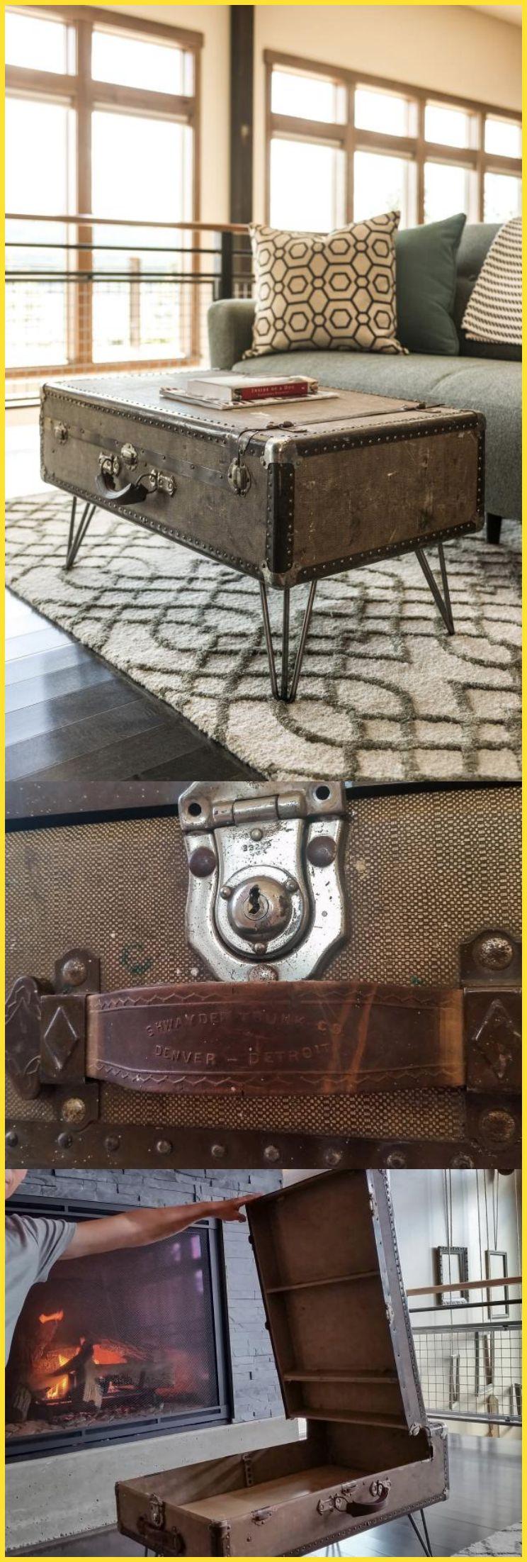 Журнальный столик своими руками из старого чемодана фото 221