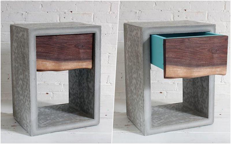 20 Примеров простой мебели из бетона, которую можно сделать самостоятельно