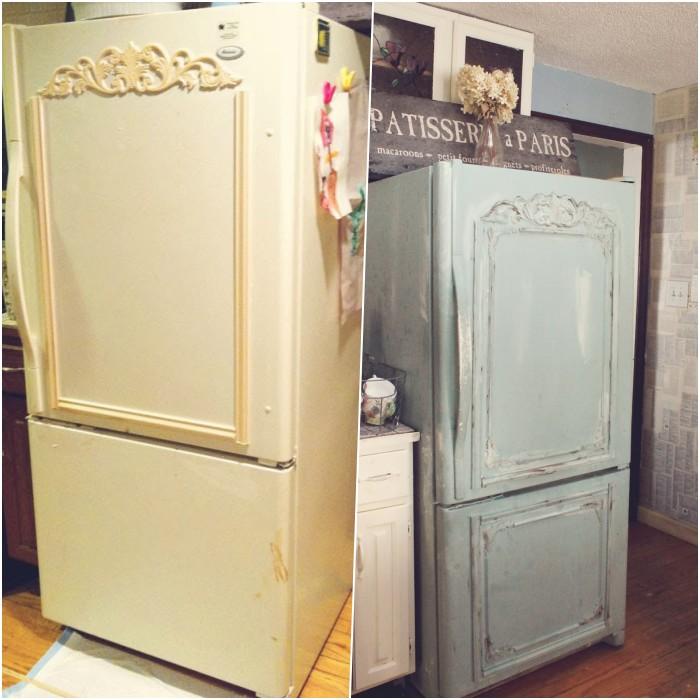 Обновляем холодильник своими руками 437