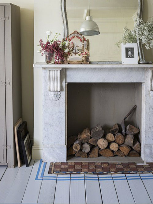 40+ Способов преобразить старый деревянный пол