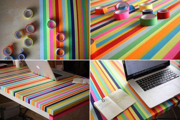 Using Decorative Ribbon