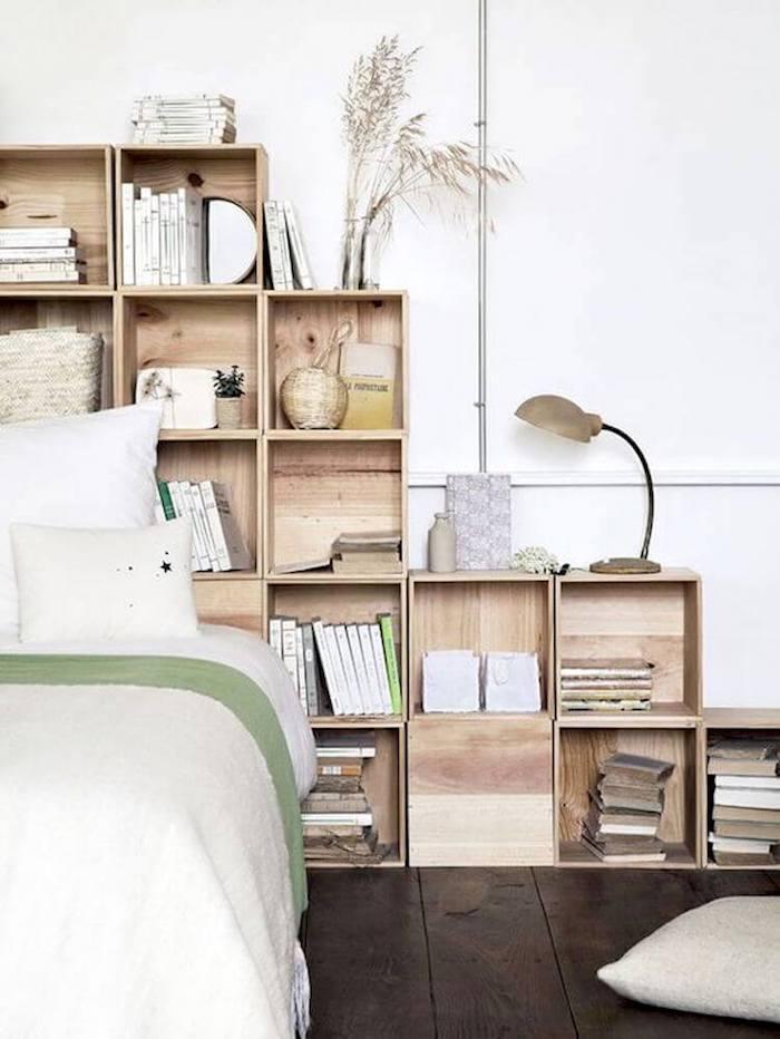 40+ Уникальных стеллажей и полочек для книг, которые пробуждают тягу сделать их самостоятельно