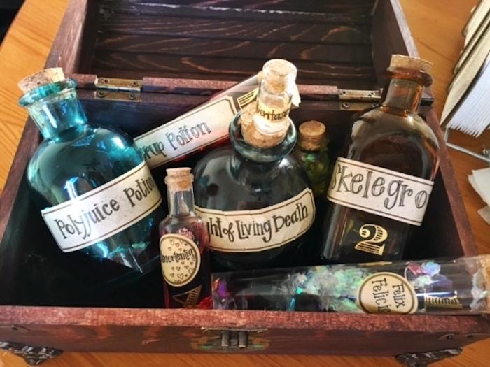 Harry Potter Presents