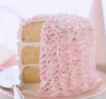 {своими руками} Красивый торт