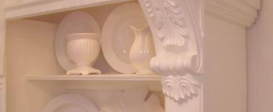 Как сделать французкий шкаф из старой мебели