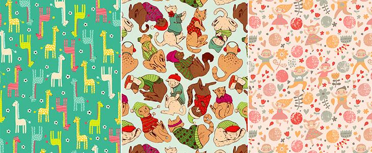 20 Забавных паттернов для упаковки подарков