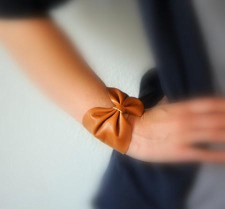 {своими руками} Милый браслет бабочка
